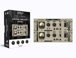 Nomad Factory ASP Limiting Amplifier LM-662