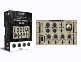 Nomad Factory ASP Studio Channel SC-226