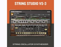 Applied Acoustics Systems String Studio VS-3