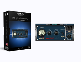 Nomad Factory Blue Tubes Limiter FA770