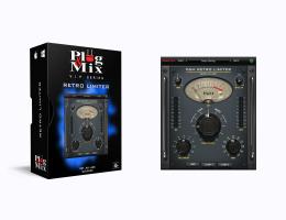 Plug And Mix Retro Limiter