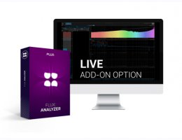 Flux Pure Analyzer Live Option