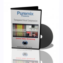 Puremix Transparent Vocal Compression