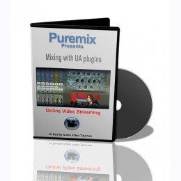 Puremix Mixing with UAD plug-ins