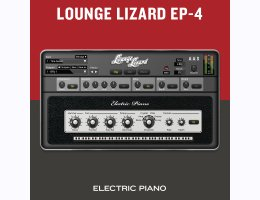 Applied Acoustics Systems Lounge Lizard EP-4