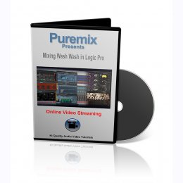 Puremix Mixing Wash Wash in Logic Pro