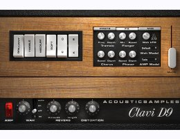 Acousticsamples Clavi D9