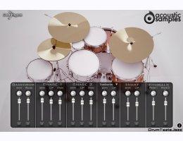 Acousticsamples DrumTasteJazz