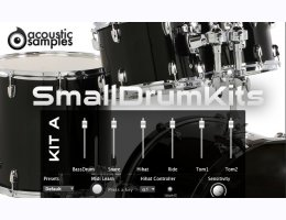 Acousticsamples SmallDrumKits