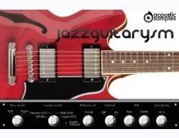 Acousticsamples JazzGuitarysm
