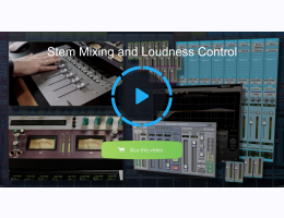 Puremix Stem Mixing and Loudness Control