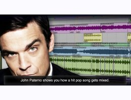Puremix John Paterno Mixing Robbie Williams