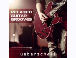 Ueberschall Relaxed Guitar Grooves