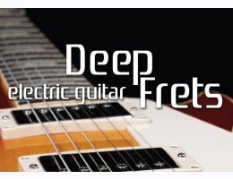 SONiVOX Deep Frets Electric Guitar