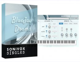 SONiVOX Blue Jay Drums
