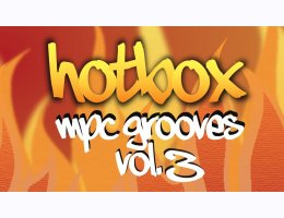 SONiVOX Hotbox MPC Grooves Vol 3