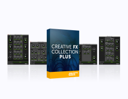 AIR Music Technology AIR Creative FX Collection PLUS