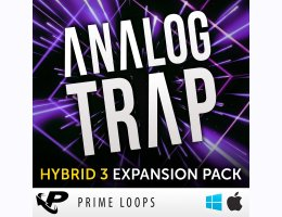 AIR Music Technology Analog Trap expansion pack
