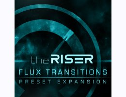 AIR Music Technology Flux Transitions Expansion - The Riser