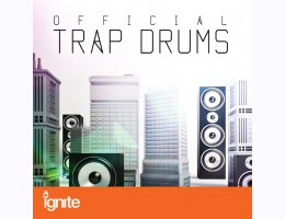 AIR Music Technology Official Trap Drums for Ignite