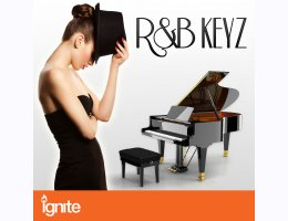 AIR Music Technology R&B Keyz for Ignite