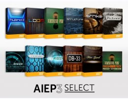 AIR Music Technology AIR Instrument Expansion Pack 3 Select