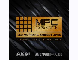 Akai Professional Slo-Mo Trap & Ambient Lows