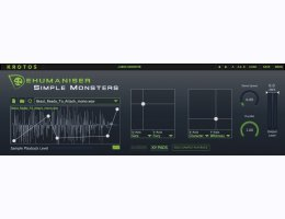 Krotos Audio Dehumaniser Simple Monsters