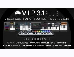 Akai Professional VIP 3.1.1 Plus