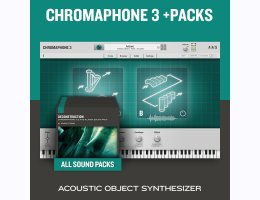 Applied Acoustics Systems Chromaphone 3 & Packs