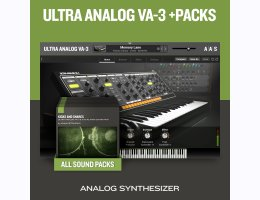 Applied Acoustics Systems Ultra Analog VA-2 & Packs