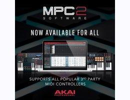 Akai Professional MPC 2.5 Standard