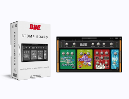 BBE Sound BBE Stomp Board