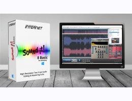 INTERNET Co. Ltd. Sound it 8 Basic for Windows
