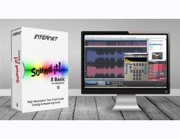 INTERNET Co. Ltd. Sound it 8 Basic for Mac