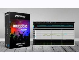 INTERNET Co. Ltd. VOCALOID Megpoid English