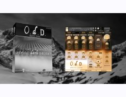 Chocolate Audio O.D.D. Grand Piano For Kontakt