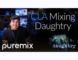Puremix Chris Lord-Alge Mixing Daughtry