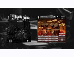 Chocolate Audio The Black Album Drums (BFD3 & Kontakt)