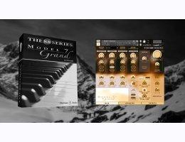 Chocolate Audio Model 7 Grand Piano For Kontakt