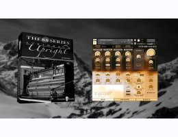 Chocolate Audio Steinbach Upright Piano For Kontakt