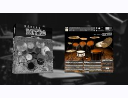 Chocolate Audio Modern Retro Drums For Kontakt