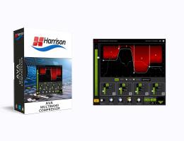 Harrison Consoles AVA Multiband Compressor