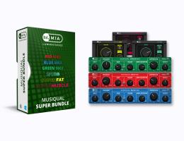 MIA Laboratories Musiqual Super Bundle