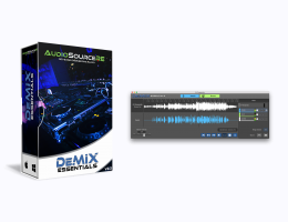 AudioSourceRE DeMIX Essentials