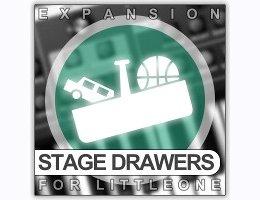 Xhun Audio Stage Drawers