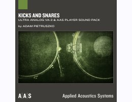 Applied Acoustics Systems Kicks and Snares