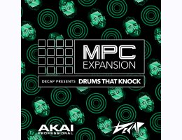 Akai Professional DECAP - Drums That Knock