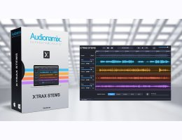 Audionamix XTRAX STEMS One Year Subscription