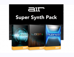 AIR Music Technology AIR Super Synth Pack
